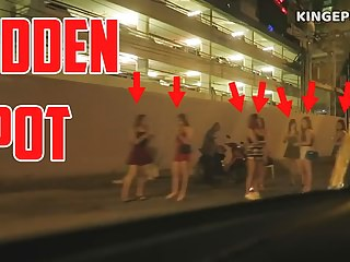 Hidden Cams Voyeur Thai video: Bangkok Hidden Girly Street & Soapy Massage Update!