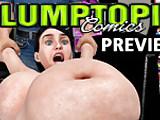 Pregnant and BBW Comics Review 2017