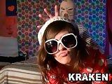 Krakenhot - Cute teen in an exclusive BDSM scene