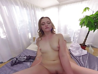 Adorable young hussy just wants her deep well to be completely dry