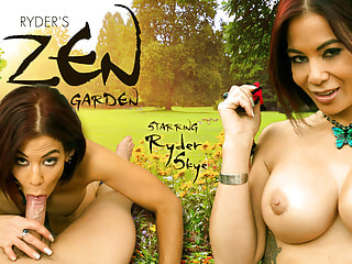 Big-boobed milk mother wants you to trim her secret garden with your pants tool
