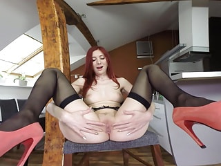 Under My Skirt with Katy Gold