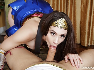 Wonder Woman A XXX Parody