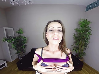 Czech VR Casting 004 - Caroline Ardolino