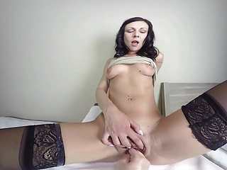 Czech VR Fetish 002 - Kara Cherry