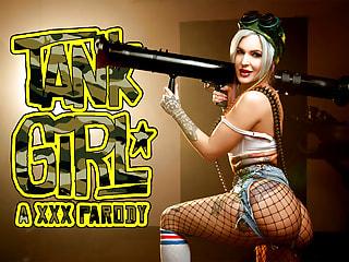 Tank Girl A XXX Parody