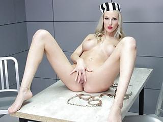 Horny High Risk Prisoner