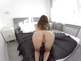 Olya Tatar is a Very Bad Girl - Fit Solo Model Sex Striptease