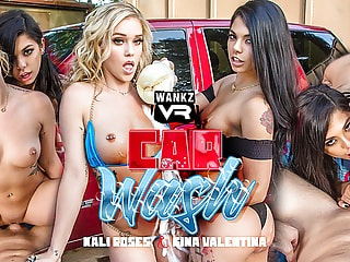 WankzVR Car Wash