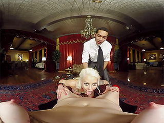 Kinky Female POV Sex with a Slave Eating Pussy