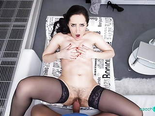 Fucking Your Lusty Stepmom to Satisfy Her Pussy