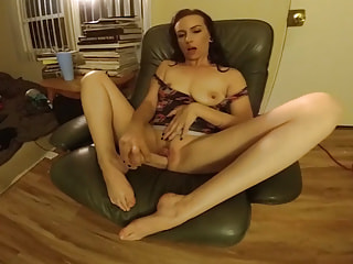 Milf Tease Makes You Watch Her Fuck A Big Dildo
