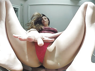 Casey Calvert Sitting on Your Face to Masturbate